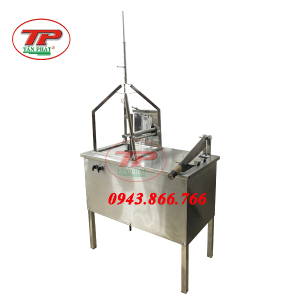 COCONUT PEELER MACHINE HAVE TABLE